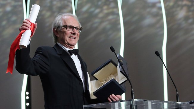 Ken Loach Wins Palme d'Or at Cannes for 'I, Daniel Blake'