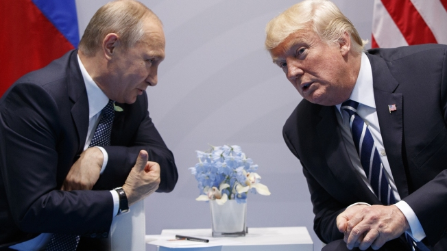 Trump Told Putin 'I'll Win' If Russia Starts Arms Race: Sources