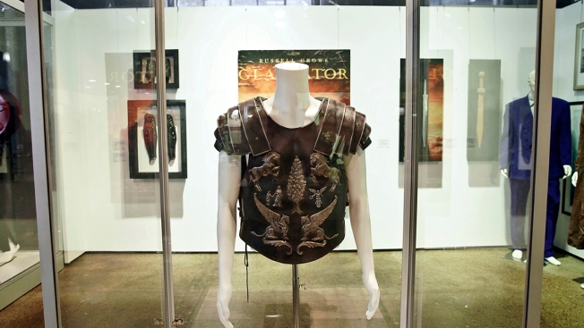 Russell Crowe's 'Gladiator' Costume, Other Movie Props Up for Sale