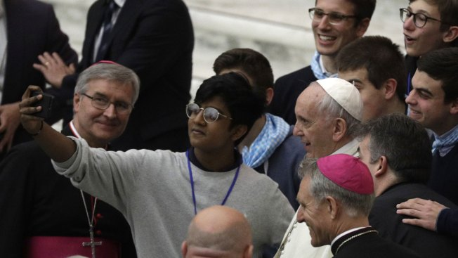 Pope Francis Seeks 'Saints Next Door' Not Doctrinaire Perfectionists