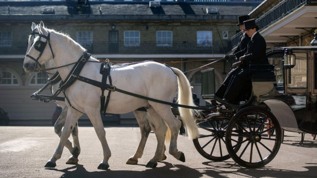 Meghan and Harry Choose Horse-Drawn Carriage for Wedding Day