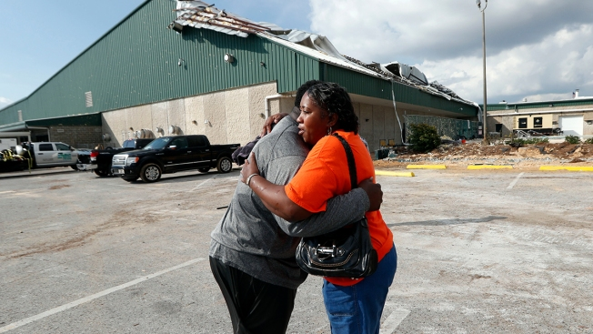 'I Don't Feel Real': Mental Stress Mounting After Hurricane Michael