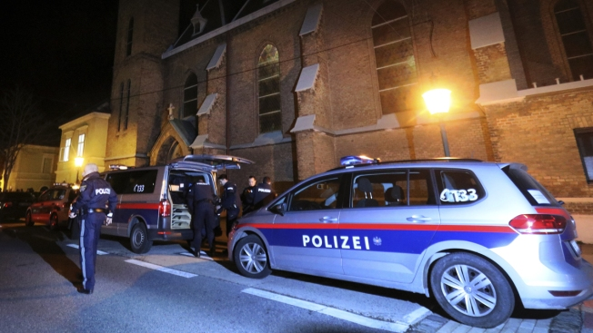 5 Monks Tied Up, Assaulted at Austrian Church