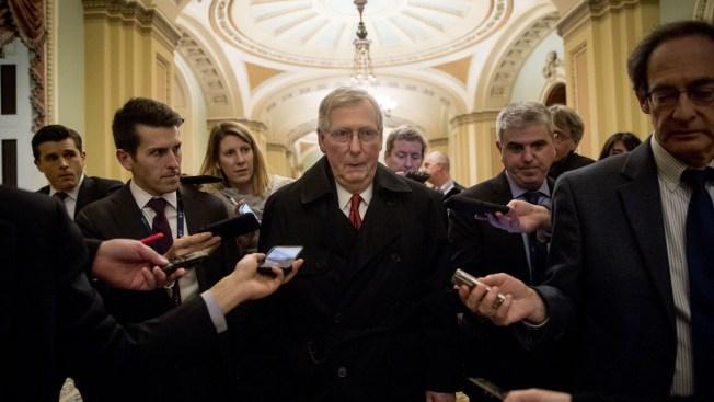 Senate Vote Rebukes Trump on Syria, Afghanistan