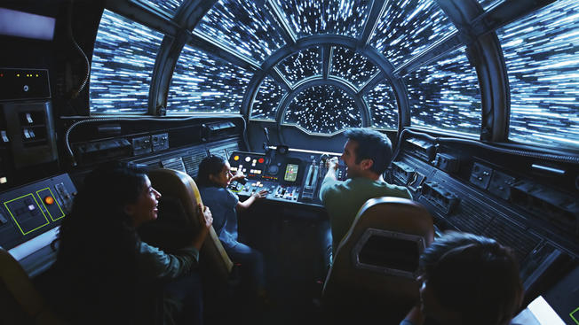 Star Wars: Galaxy Edge Reservations Are Gone, But There's Still One Way to Get In