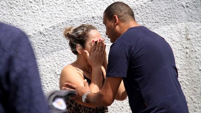 Gunmen Kill at Least 6 Students, 2 Teachers in Brazil School Shooting