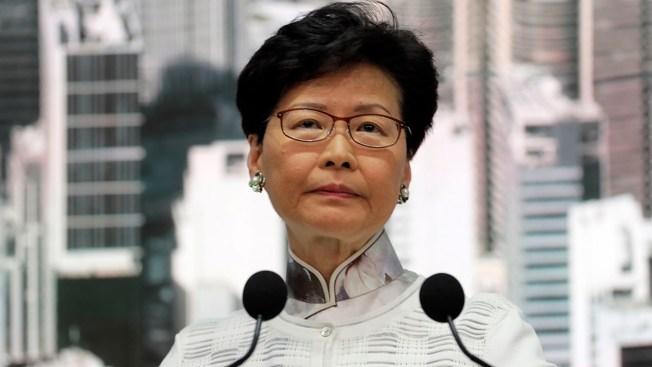 Activists Push Sunday Protest Despite Hong Kong Bill Delay