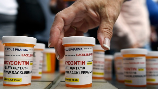 Purdue Pharma Offers $10-12 Billion to Settle Opioid Claims