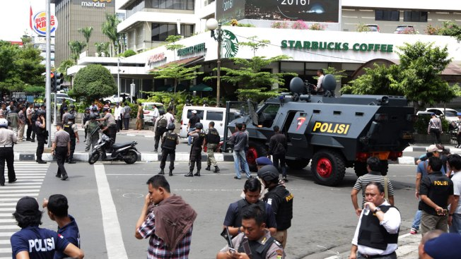 ISIS Claims Responsibility for Attacks in Jakarta That Left 5 Gunmen, 2 Others Dead