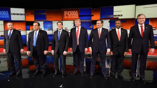 Contentious Primary Hurting GOP's Image: Poll