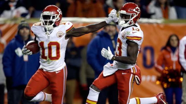 Sunday Night Football: Chiefs Beat Broncos 30-27 in Overtime