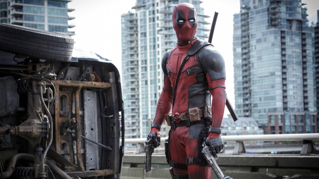 'Deadpool' Debut Annihilates 'Fifty Shades' February Record