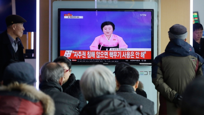 N. Korea Likely Lying About Hydrogen Bomb Test, Experts Say