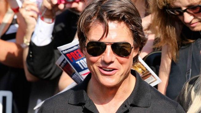 Tom Cruise Talks 'Top Gun 2'