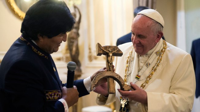 "Vatican: 'Communist Crucifix"" Sign of Dialogue, Not Ideology"