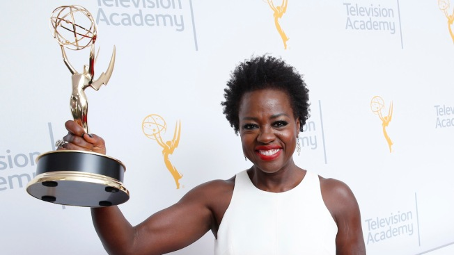Viola Davis Makes History as the First Black Woman to Win Best Drama Actress at the 2015 Emmys, Delivers Powerful Speech