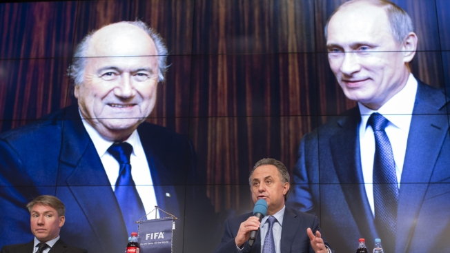 FIFA Publishes Long-Confidential Report on 2018-2022 World Cup Bidding
