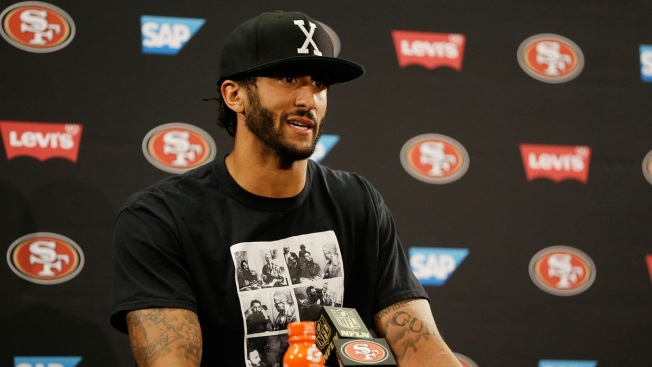 #VeteransForKaepernick: Military Members Show Support for 49ers QB