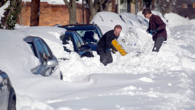 At Least 30 Dead After Deadly Blizzard Brings Heavy Snow, Winds, Flooding to East Coast
