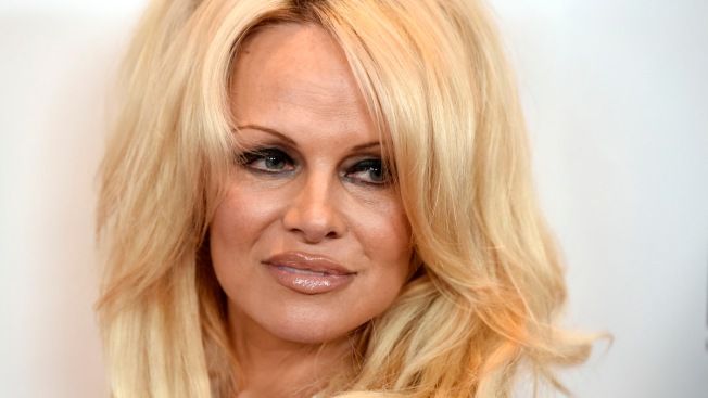 Pamela anderson nude picture images 95