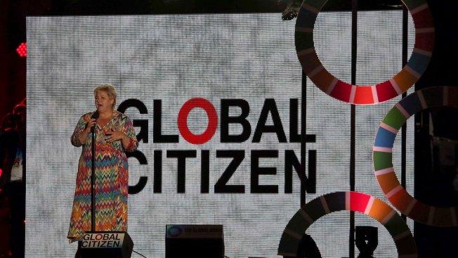 Global Citizens Festival Kicks Off in New York City