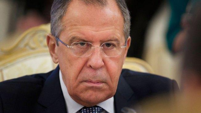 Russia's Lavrov Denies Offering Asylum to Syria's Bashar Assad
