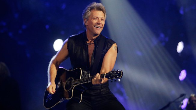 Bon Jovi Return to San Diego
