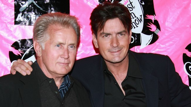 'Courage': Martin Sheen Speaks on Charlie's HIV Announcement