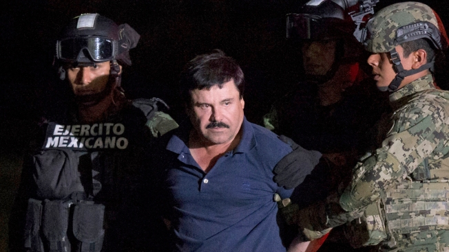 Contact With Hollywood Producer May Have Helped Snare 'El Chapo' Guzman