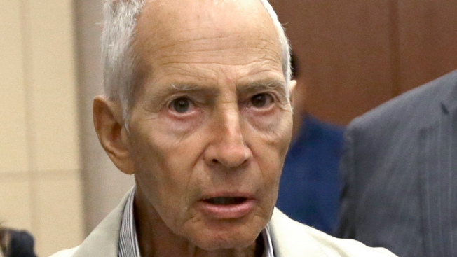 Detective: Robert Durst's Wife Told Neighbor of Beating, Threats