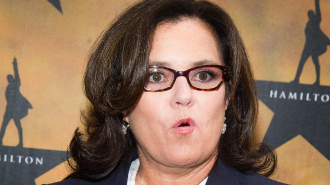 Rosie O'Donnell Reacts to Donald Trump's Debate Diss