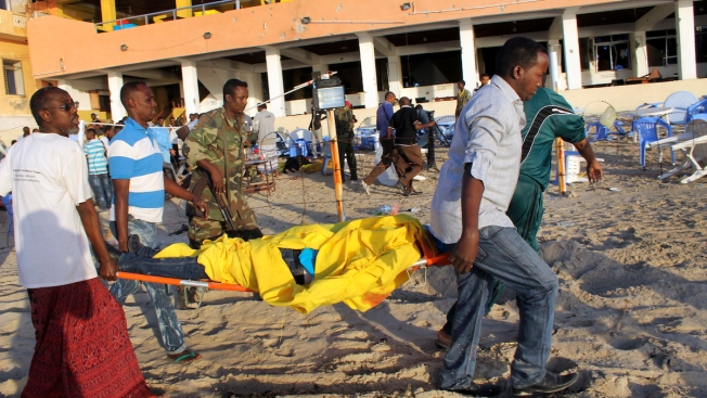 More Than 20 Killed as Somali Forces End Siege of Restaurant