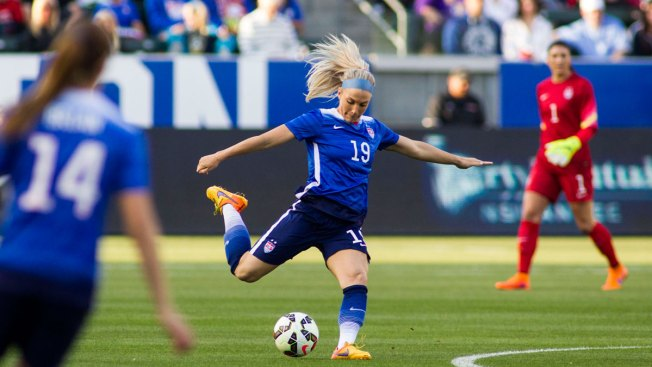 U.S. Prevails in 2-0 Victory Over Top-Ranked Germany