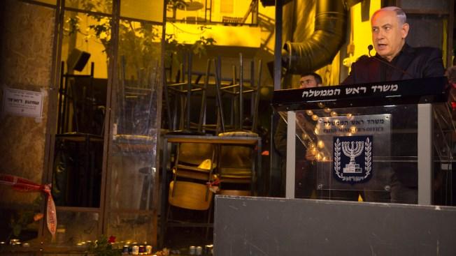 Israel Police Says Tel Aviv Gunman Killed in Police Shootout