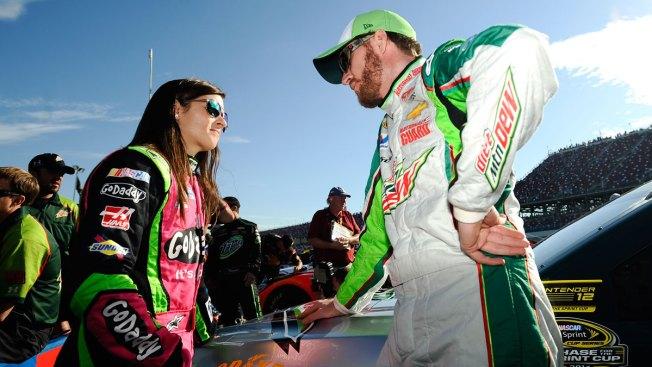 Dale Earnhardt Jr., Danica Patrick Have Fences to Mend After Kentucky Clash