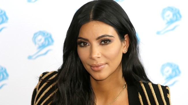 Kim Kardashian Says Sexy Selfies Can Be Empowering