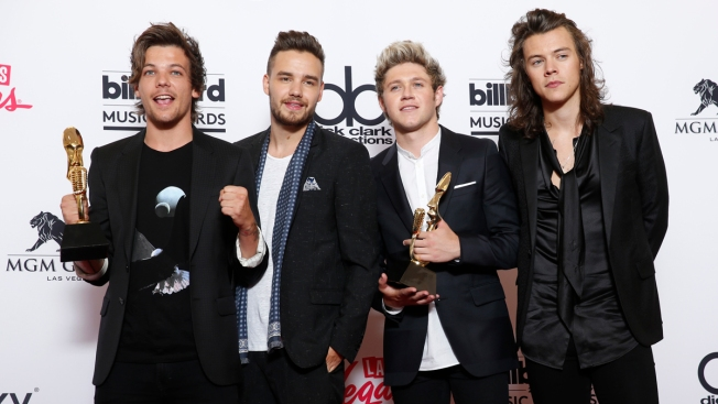 One Direction Releases 'Drag Me Down,' Its 1st Single Since Zayn Malik Quit Band