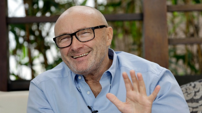 Phil Collins Says He's 'No Longer Officially Retired'