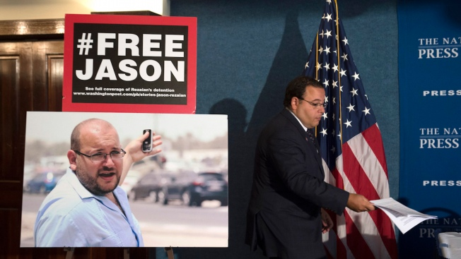 Iran Releases Washington Post Reporter, 4 Other U.S. Citizens