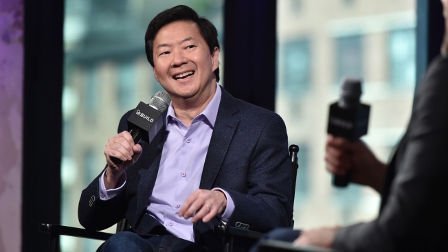 Ken Jeong Uses Medical Training to Help Audience Member