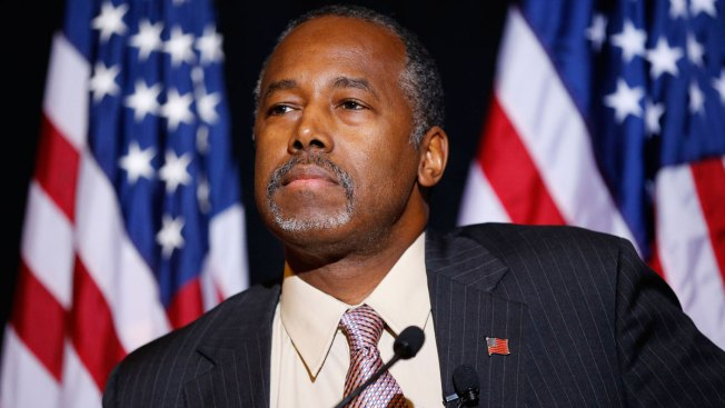 Carson: Welcoming Syrian Refugees 'Exposes Us to Danger'