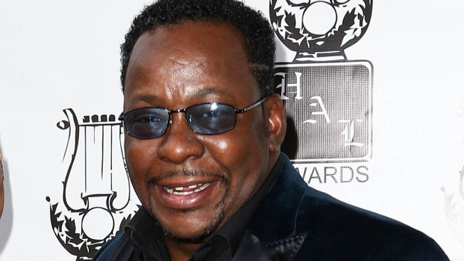 Bobby Brown Struggles with Daughter's Death in Biopic Taping