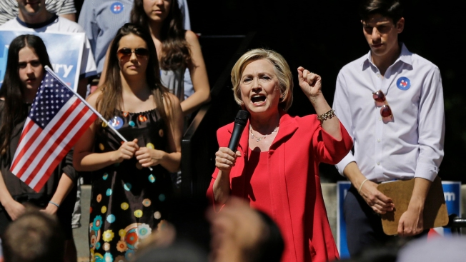 Hillary Clinton Says She Takes a 'Backseat to No One' Among Liberals