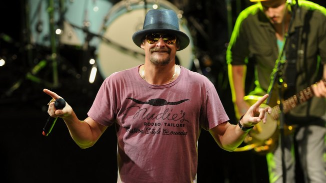 Senator Kid Rock? Musician Says Campaign Website Is 'Legit'