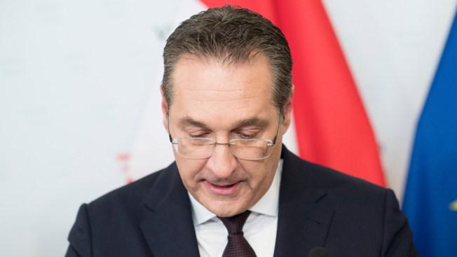 Austrian Vice Chancellor Resigns After Boozy Ibiza Video