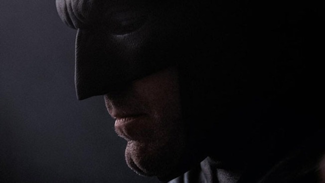 """Ben Affleck is a Brooding Caped Crusader in New Photo From """"Batman v Superman: Dawn of Justice"""""""