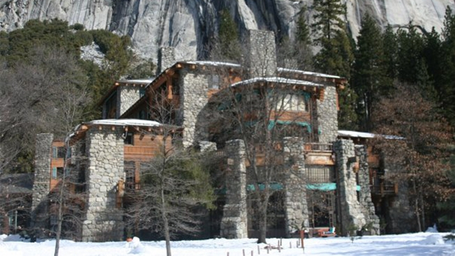 New Name for Yosemite's Ahwahnee Hotel?