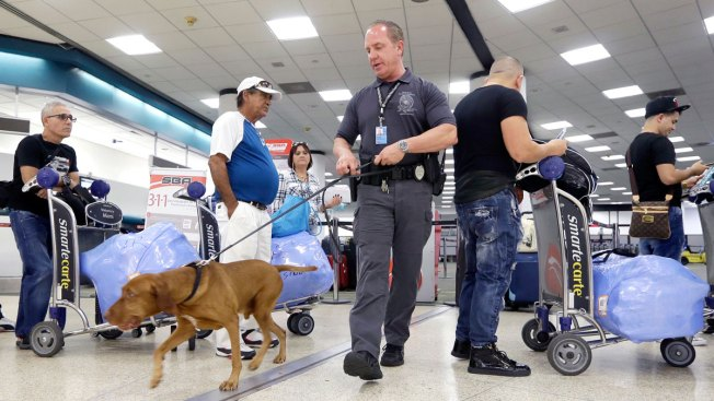 Bill to Boost Airport Security, Ease Lines Gets Green Light