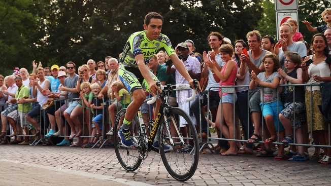 Contador Has Yellow Jersey on His Mind as He Eyes 3rd Tour de France Title