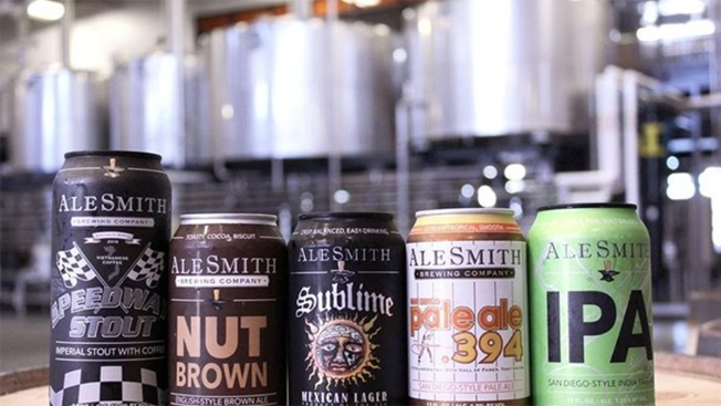 San Diego's AleSmith Brewing Company Ranked 6th Best Brewer in the World